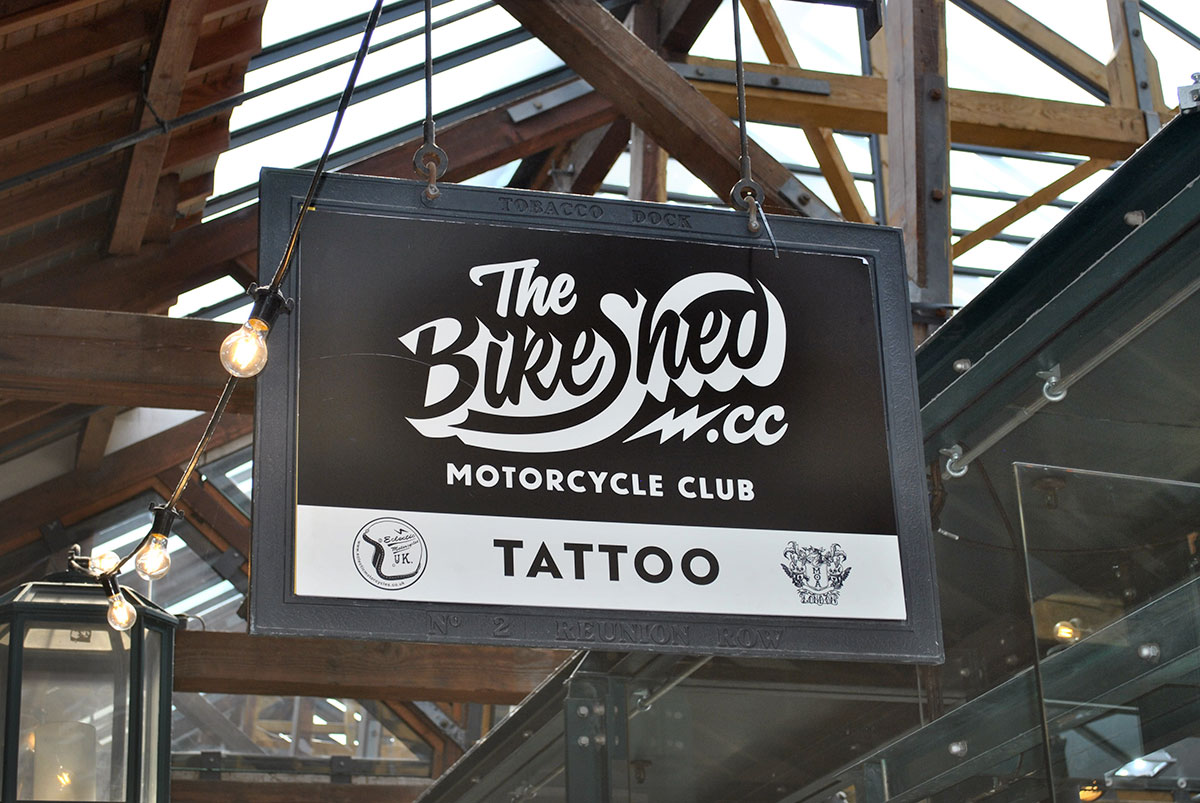 Bike Shed London 2018 Last Breyt